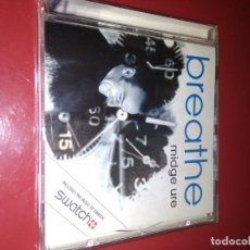 CDs de Música: BREATHE, MIDGE URE C.D ,. Lote 210981404