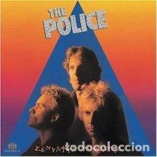CDs de Música: ZENYATTA MONDATTA - POLICE, THE - 1 CD. Lote 210989871
