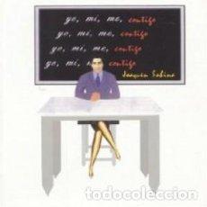 CDs de Música: YO, MI, ME, CONTIGO - JOAQUÍN SABINA - 1 CD. Lote 210990716