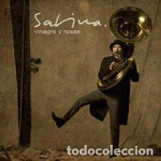 CDs de Música: VINAGRE Y ROSAS - JOAQUÍN SABINA - 1 CD. Lote 210999907