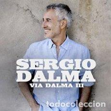 CDs de Música: VIA DALMA III - SERGIO DALMA - 1 CD. Lote 211000056