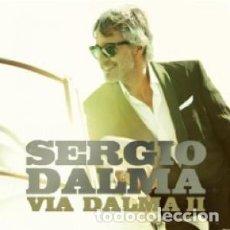 CDs de Música: VIA DALMA II - SERGIO DALMA - 1 CD. Lote 211000602