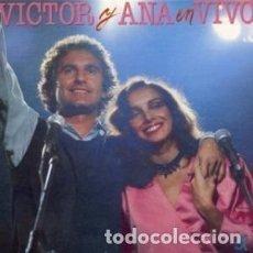CDs de Música: VICTOR Y ANA EN VIVO - ANA BELÉN, VICTOR MANUEL - 1 CD. Lote 211000685