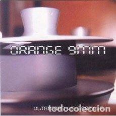 CDs de Música: ULTRAMAN VS. GODZILLA - ORANGE 9MM - 1 CD. Lote 211004442