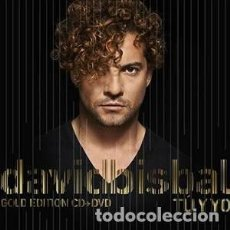 CDs de Música: TÚ Y YO (GOLD EDITION) (DI... - DAVID BISBAL - 1 CD + 1 DVD. Lote 211006046