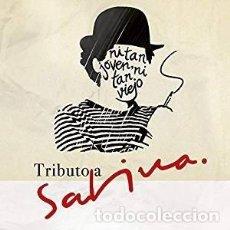 CDs de Música: TRIBUTO A SABINA. NI TAN JO... - JOAQUÍN SABINA - VV.AA.. Lote 211006846