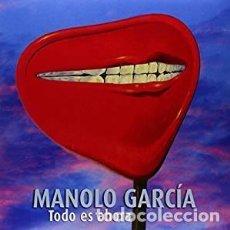 CDs de Música: TODO ES AHORA - MANOLO GARCÍA - 2 CD. Lote 211008912