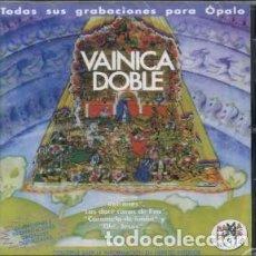 CDs de Música: TODAS SUS GRABACIONES PARA ... - VAINICA DOBLE - 1 CD. Lote 211009762