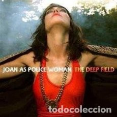 CDs de Música: THE DEEP FIELD (DIGIPACK) - JOAN AS POLICE WOMAN - 1 CD. Lote 211026864