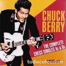 CDs de Música: THE COMPLETE CHESS SINGLES ... - CHUCK BERRY - 2 CD. Lote 211027914