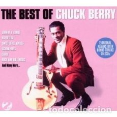 CDs de Música: THE BEST OF CHUCK BERRY - CHUCK BERRY - 2 CD. Lote 211030934
