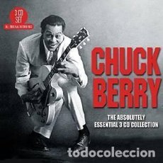 CDs de Música: THE ABSOLUTELY ESSENTIAL 3C... - CHUCK BERRY - CD. Lote 211033190
