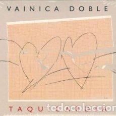 CDs de Música: TAQUICARDIA (DIGIPACK) - VAINICA DOBLE - 1 CD. Lote 211034734