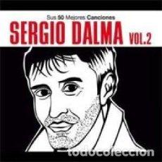 CDs de Música: SUS 50 MEJORES CANCIONES VOL.2 - SERGIO DALMA - 3 CD. Lote 211038824
