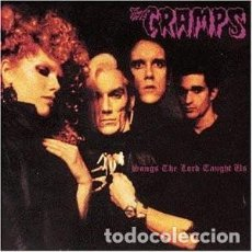 CDs de Música: SONGS THE LORD TAUGHT US - CRAMPS, THE - 1 CD. Lote 211047206