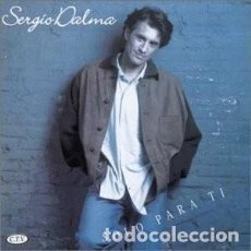 CDs de Música: SOLO PARA TI - SERGIO DALMA - 1 CD. Lote 211051195