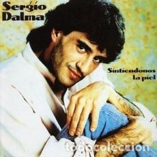 CDs de Música: SINTIENDONOS LA PIEL - SERGIO DALMA - 1 CD. Lote 211051999