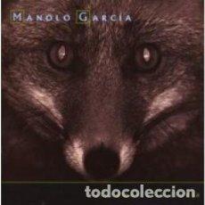 CDs de Música: SALDREMOS A LA LLUVIA - MANOLO GARCÍA - 1 CD. Lote 211063492