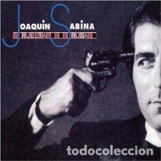 CDs de Música: RULETA RUSA - JOAQUÍN SABINA - 1 CD. Lote 211064987