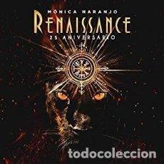 CDs de Música: RENAISSANCE. 25 ANIVERSARIO - MONICA NARANJO - CD. Lote 211069132
