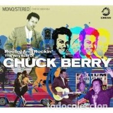 CDs de Música: REELIN' AND ROCKIN'. THE VE... - CHUCK BERRY - 2 CD. Lote 211069921