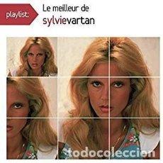 CDs de Música: PLAYLIST: LE MEILLEUR DE SY... - SYLVIE VARTAN - 1 CD. Lote 211077074