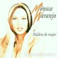 CDs de Música: PALABRA DE MUJER - MONICA NARANJO - 1 CD. Lote 211085351