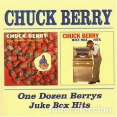 CDs de Música: ONE DOZEN BERRYS + JUKE BOX... - CHUCK BERRY - 1 CD. Lote 211090059
