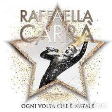CDs de Música: OGNI VOLTA CHE È NATALE - RAFFAELLA CARRÀ - 1 CD. Lote 211092581