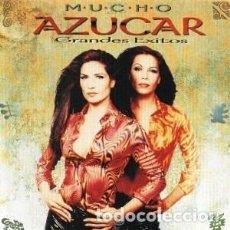 CDs de Música: MUCHO AZUCAR, GRANDES EXITOS - AZUCAR MORENO - 1 CD. Lote 211104126
