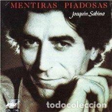 CDs de Música: MENTIRAS PIADOSAS - JOAQUÍN SABINA - 1 CD. Lote 211109084