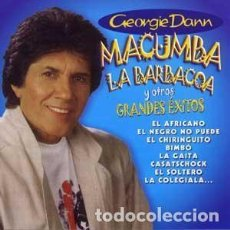 CDs de Música: MACUMBA, LA BARBACOA Y OTRO... - GEORGIE DANN - 1 CD. Lote 211116441