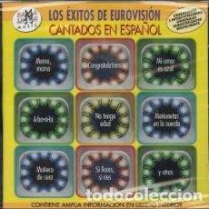 CDs de Música: LOS ÉXITOS DE EUROVISIÓN ... - VV.AA. - CD. Lote 211118919