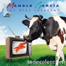 CDs de Música: LOS DÍAS INTACTOS - MANOLO GARCÍA - 1 CD. Lote 211119211