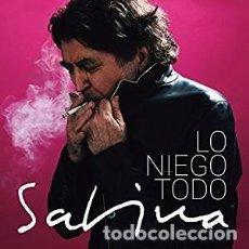 CDs de Música: LO NIEGO TODO - JOAQUÍN SABINA - 1 CD. Lote 211120361