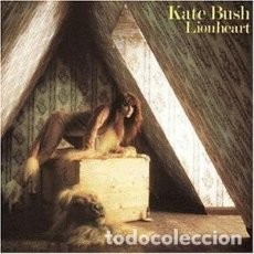 CDs de Música: LION HEART - KATE BUSH - 1 CD. Lote 211124494