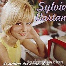CDs de Música: LES MEILLEURS DES ANNÉES RCA - SYLVIE VARTAN - 1 CD. Lote 211128406