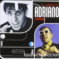 CDs de Música: LE ORIGINI DI ADRIANO CELEN... - ADRIANO CELENTANO - 2 CD. Lote 211129881
