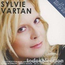 CDs de Música: LA SÉLECTION BEST OF 3CD - SYLVIE VARTAN - 3 CD. Lote 211132316