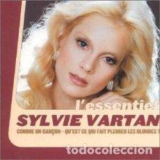 CDs de Música: L'ESSENTIEL - SYLVIE VARTAN - CD. Lote 211136840