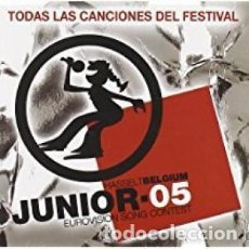 CDs de Música: JUNIOR 05 EUROVISION SONG C... - VV.AA. - 1 CD. Lote 211138646