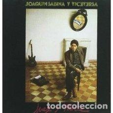 CDs de Música: JUEZ Y PARTE - JOAQUÍN SABINA, VICEVERSA - 1 CD. Lote 211140490