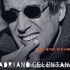 CDs de Música: IO NON SO PARLAR D'AMORE - ADRIANO CELENTANO - 1 CD. Lote 211144131