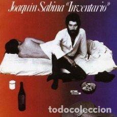 CDs de Música: INVENTARIO - JOAQUÍN SABINA - 1 CD. Lote 211144194