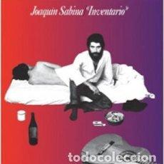 CDs de Música: INVENTARIO (40 ANIVERSARIO) - JOAQUÍN SABINA - 1 CD. Lote 211144436