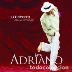 CDs de Música: IL CONCERTO ARENA DI VERONA - ADRIANO CELENTANO - 2 CD. Lote 211150966