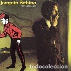 CDs de Música: HOTEL, DULCE HOTEL - JOAQUÍN SABINA - 1 CD. Lote 211153241