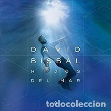CDs de Música: HIJOS DEL MAR - DAVID BISBAL - 1 CD. Lote 211156134