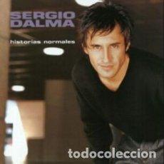 CDs de Música: HISTORIAS NORMALES - SERGIO DALMA - 1 CD. Lote 211157326