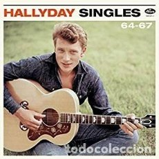 CDs de Música: HALLYDAY SINGLES 64-67 - JOHNNY HALLYDAY - CD. Lote 211160876